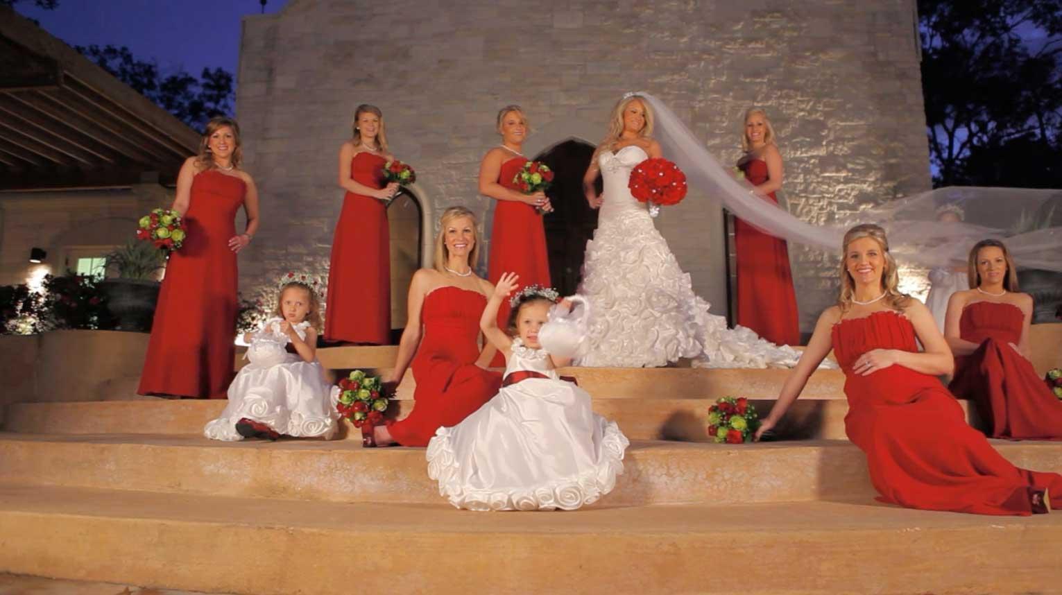 Sammy and Nicole Sicola Wedding Montage